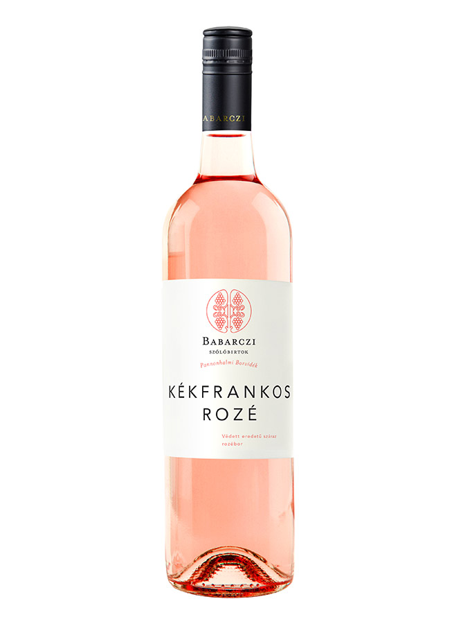 Babarczi Kekfrankos Rose 2016 Latvany Big
